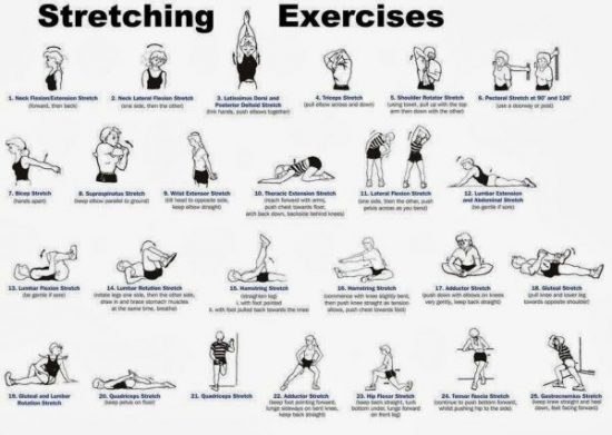 Stretching Tips - Bodhi Thai Massage